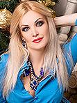 Single Ukraine women Angelina from Kharkov