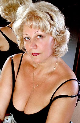 Ukraine bride  Natal'ya 64 y.o. from Kharkov, ID 55041