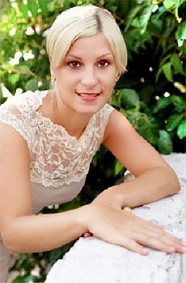 Ukraine bride  Oksana 34 y.o. from Kherson, ID 58861