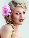 Single Ukraine women Alena from Kiev
