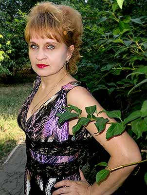 Ukraine bride  Tat'yana 47 y.o. from Mariupol, ID 81675
