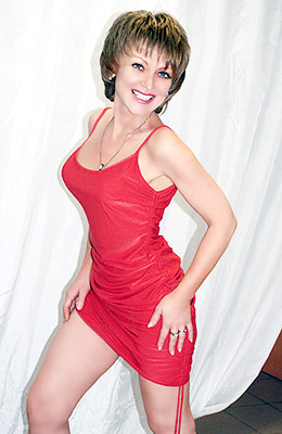 Ukraine bride  Elena 56 y.o. from Mariupol, ID 42628