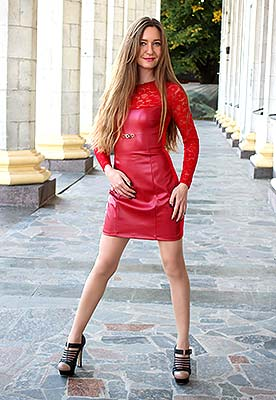 Ukraine bride  Anastasiya 37 y.o. from Kiev, ID 90199