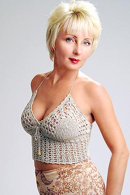 Ukraine bride  Elena 56 y.o. from Sevastopol, ID 35413