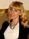 Single Ukraine women Inna from Zaporozhye